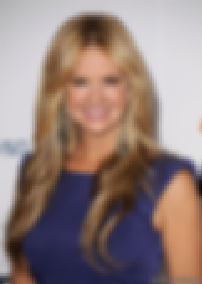 Nancy O'Dell is listed (or ranked) 3 on the list Famous Friends of Halle Berry