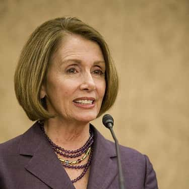 Nancy Pelosi is listed (or ranked) 2 on the list Famous Female Politicians
