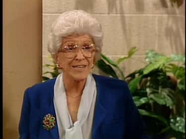 Nancy Walker is listed (or ranked) 1 on the list The Greatest Golden Girls Guest Stars, Ranked