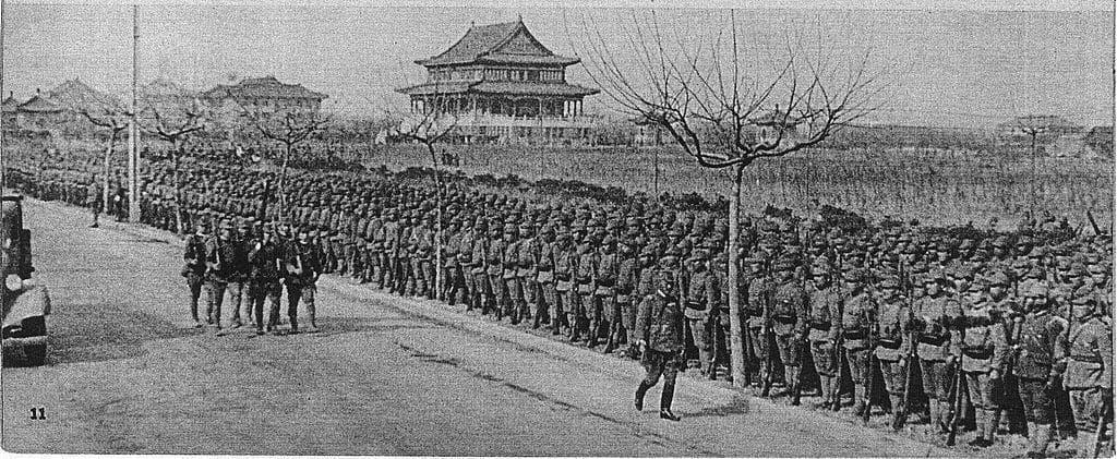 Random Horrific Japanese Crimes In WWII That History Forgot