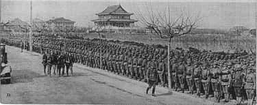 The Nanking Massacre is listed (or ranked) 1 on the list Horrific Japanese Crimes In WWII That History Forgot
