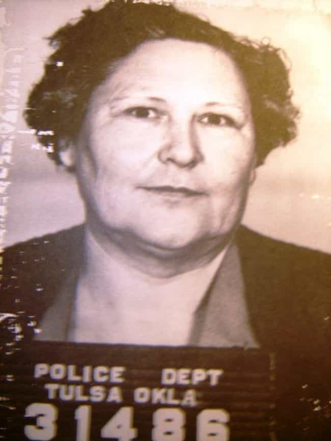 Nannie Doss is listed (or ranked) 4 on the list 37 Serial Killers Who Used Poison