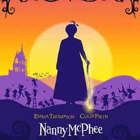 Nanny McPhee is listed (or ranked) 13 on the list The Greatest Supernatural & Paranormal Teen Films