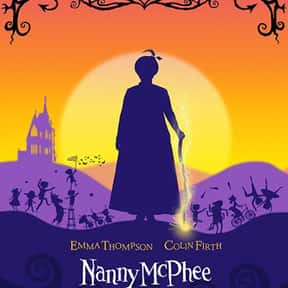 Nanny McPhee is listed (or ranked) 20 on the list The Best Movies for Young Girls