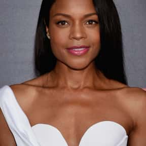 Naomie Harris is listed (or ranked) 4 on the list Famous People Whose Last Name Is Harris