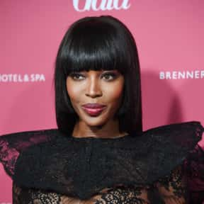 Naomi Campbell is listed (or ranked) 1 on the list The Greatest Black Female Models