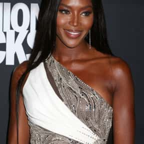 Naomi Campbell is listed (or ranked) 10 on the list Famous People From London