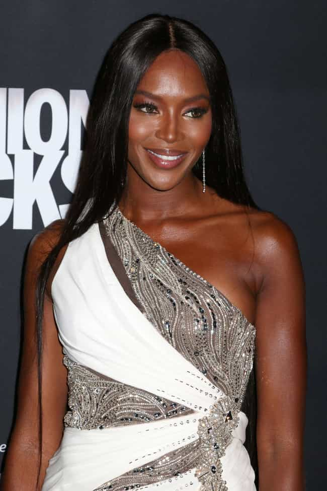 Naomi Campbell is listed (or ranked) 2 on the list Michael Fassbender Loves and Hookups