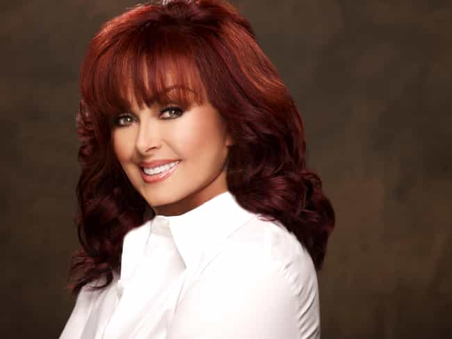 Naomi Judd is listed (or ranked) 4 on the list 33 Famous People with Hepatitis C