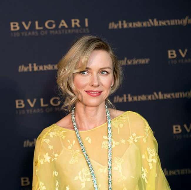 Naomi Watts is listed (or ranked) 74 on the list The Most Captivating Celebrity Eyes (Women)
