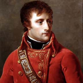 Napoleon Bonaparte is listed (or ranked) 4 on the list The Most Important Military Leaders in World History