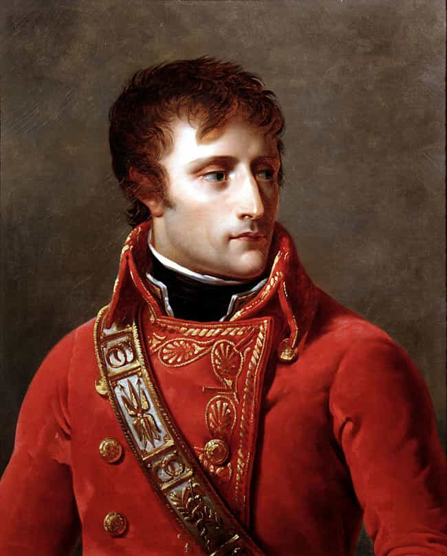 Napoleon Bonaparte is listed (or ranked) 7 on the list 22 Celebrities with One or Fewer Testes