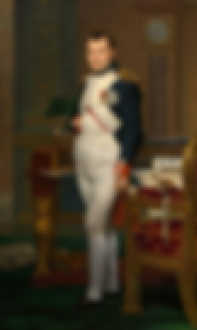 Napoleon Bonaparte is listed (or ranked) 3 on the list Historical Figures Whose Body Parts Went Missing for Strange Reasons
