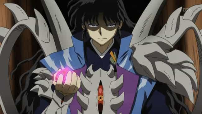Naraku is listed (or ranked) 3 on the list The 20 Greatest Isekai Anime Villains