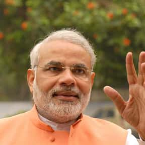 Narendra Modi is listed (or ranked) 6 on the list Who Should Be TIME Magazine's Person of the Year 2015?
