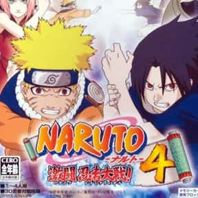 Naruto: Gekitou Ninja Taisen 4 is listed (or ranked) 22 on the list The Best Naruto Video Games of All Time