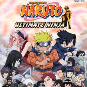 Naruto: Ultimate Ninja is listed (or ranked) 9 on the list The Best Naruto Video Games of All Time