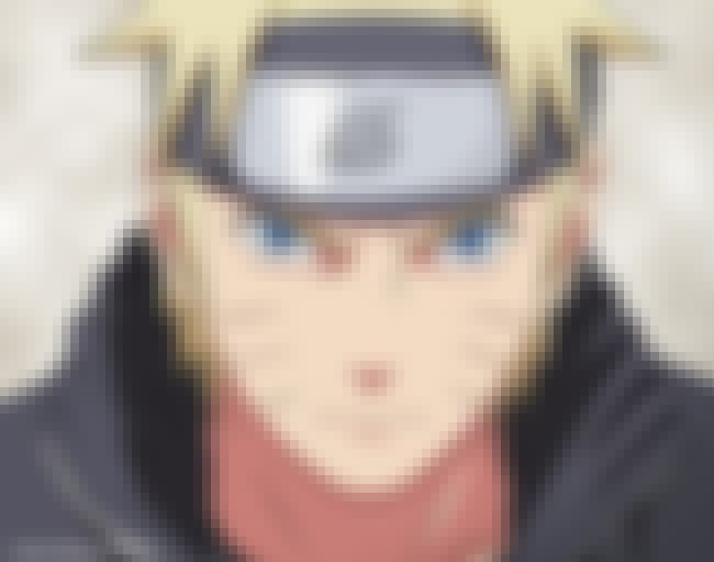 Naruto Uzumaki is listed (or ranked) 4 on the list The Very Best Anime Characters