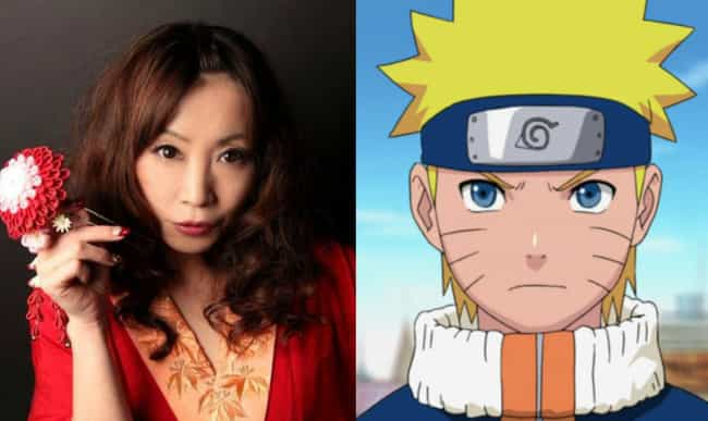 Naruto Uzumaki is listed (or ranked) 1 on the list 17 Anime Voice Actresses Who Are Nothing Like Their Male Roles