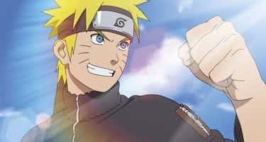 Naruto Uzumaki — Naruto