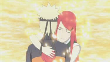 Naruto Uzumaki Finally Meets His Mom In 'Naruto,' And Their Hug Is Everything