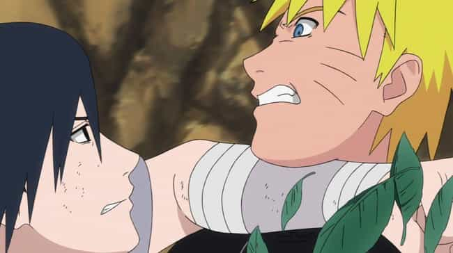 Naruto Uzumaki is listed (or ranked) 2 on the list 20 Heartwarming Anime Quotes You Can't Help But Smile At