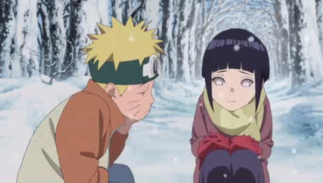 Naruto Uzumaki is listed (or ranked) 1 on the list 15 Anime Characters Who Are Completely Oblivious To Someone Else's Crush On Them