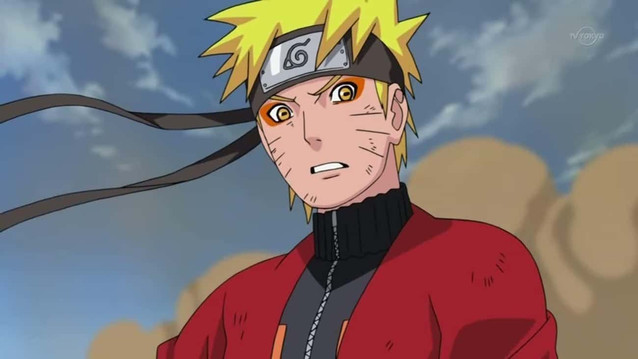 Naruto Uzumaki Masters Sage Mo is listed (or ranked) 1 on the list 15 Times Anime Characters Came Back Stronger Than Before