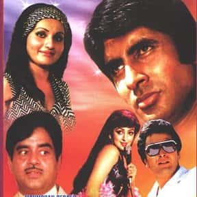 Naseeb is listed (or ranked) 14 on the list The Best Amitabh Bachchan Movies