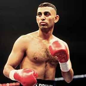 Naseem Hamed is listed (or ranked) 16 on the list The Best Boxers of the 1990s