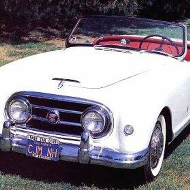 Nash Healey is listed (or ranked) 3 on the list Full List of Nash Models