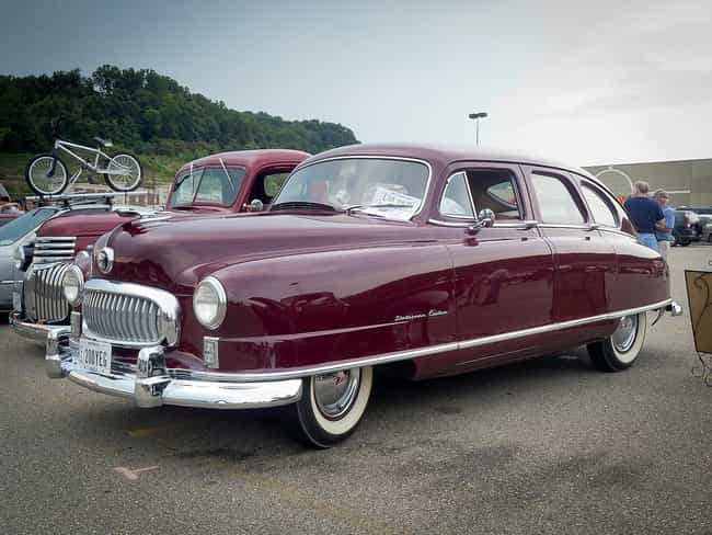Nash Statesman is listed (or ranked) 4 on the list Full List of American Motors Models