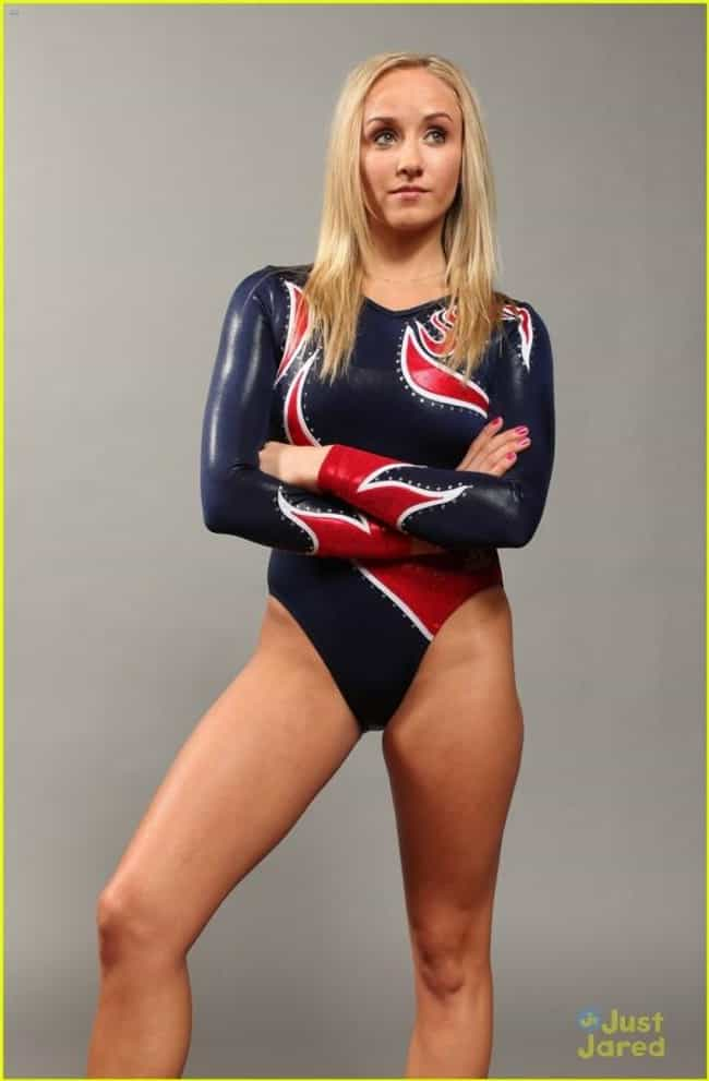 Hot Female Gymnasts: Photo List of Sexy Gymnastics Competitors