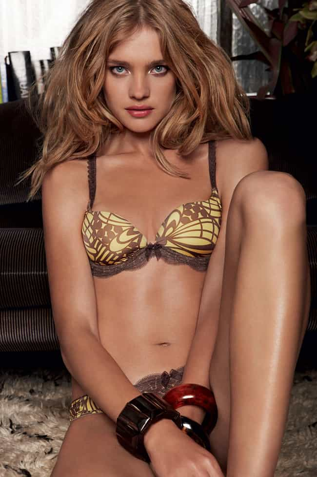Natalia Vodianova is listed (or ranked) 3 on the list The Hottest Russian Models