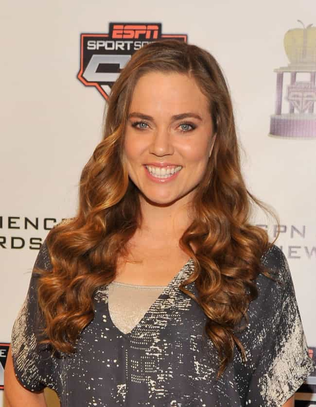 Natalie Coughlin is listed (or ranked) 2 on the list Famous Female Swimmers