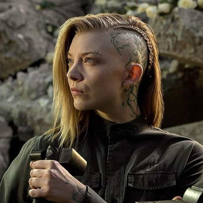 Natalie Dormer is listed (or ranked) 4 on the list 8 Actresses Who Shaved Their Heads For Movie Roles