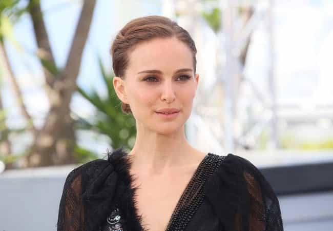 Natalie Portman is listed (or ranked) 1 on the list The Most Gorgeous Women with Doe Eyes
