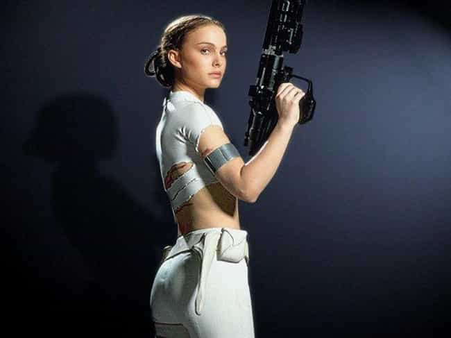 Natalie Portman is listed (or ranked) 3 on the list The Hottest Fantasy Movie Babes of All Time
