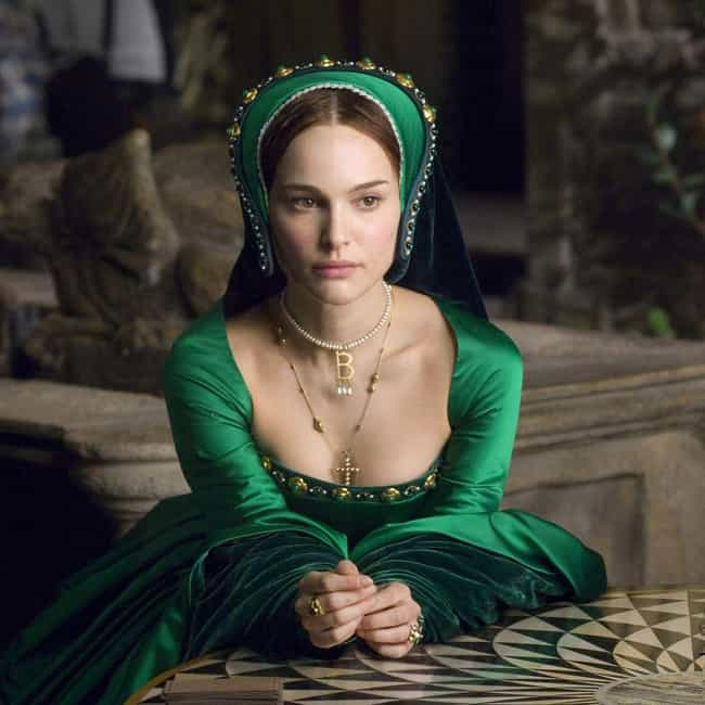 Natalie Portman is listed (or ranked) 4 on the list The Most Gorgeous Older Sisters in Movie History