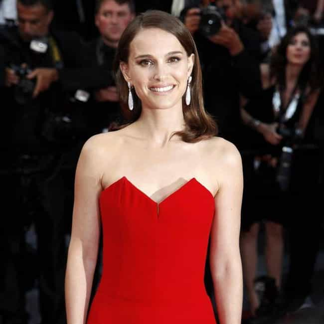 Natalie Portman is listed (or ranked) 1 on the list 26 Famous ISTJs
