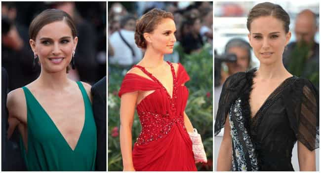 Natalie Portman is listed (or ranked) 4 on the list The Most Stylish Female Celebrities