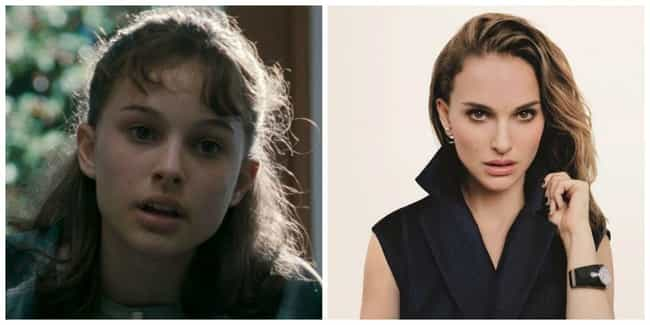 Natalie Portman is listed (or ranked) 1 on the list 26 of Your Childhood Crushes from the 2000s (Then and Now)