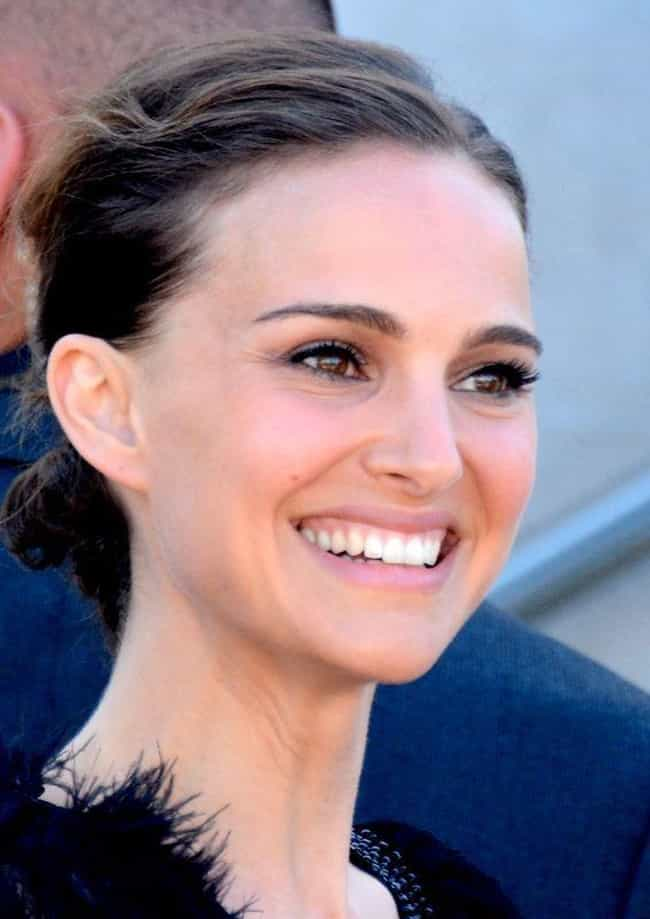 Natalie Portman is listed (or ranked) 1 on the list 50+ Celebrities Who Went to Harvard