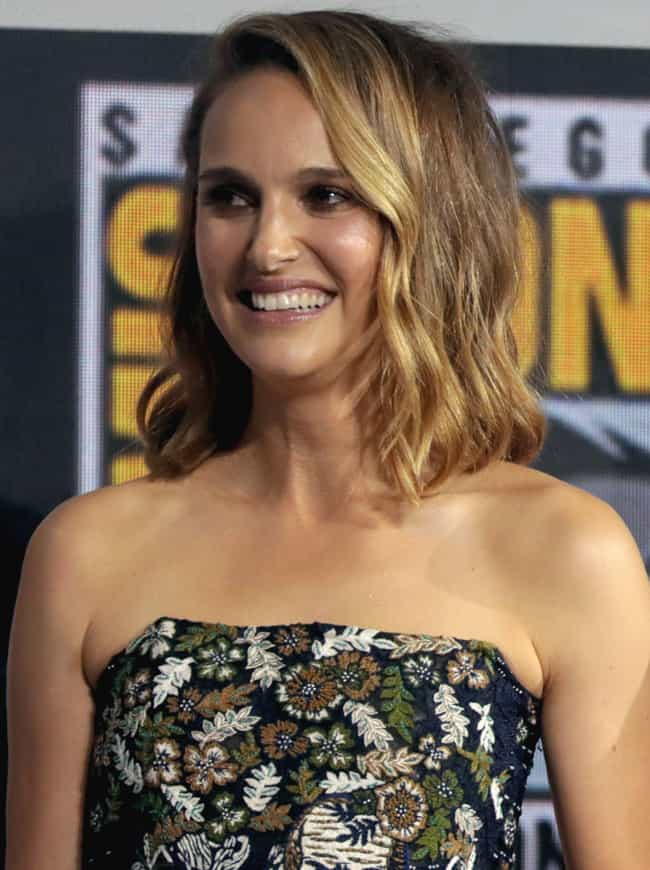 Natalie Portman is listed (or ranked) 3 on the list Famous Actresses Talk About Doing Nude Scenes