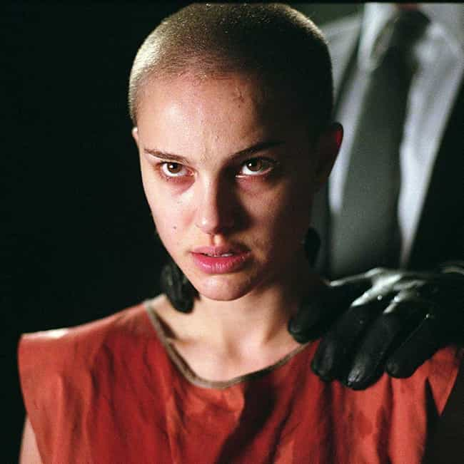 Natalie Portman is listed (or ranked) 3 on the list 8 Actresses Who Shaved Their Heads For Movie Roles