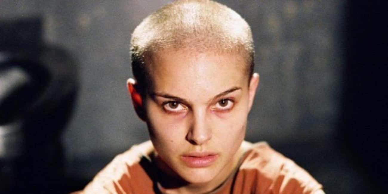 Natalie Portman Said People Recognized Her More Often With A Shaved Head