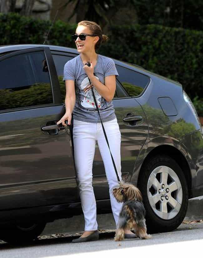 Natalie Portman is listed (or ranked) 2 on the list 20 Celebrities Who Drive a Prius