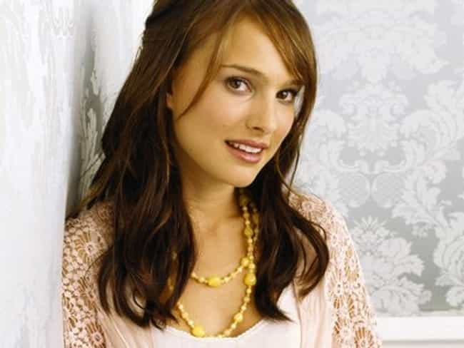 Natalie Portman is listed (or ranked) 1 on the list Who Should Have Been Named The World's Most Beautiful Woman?