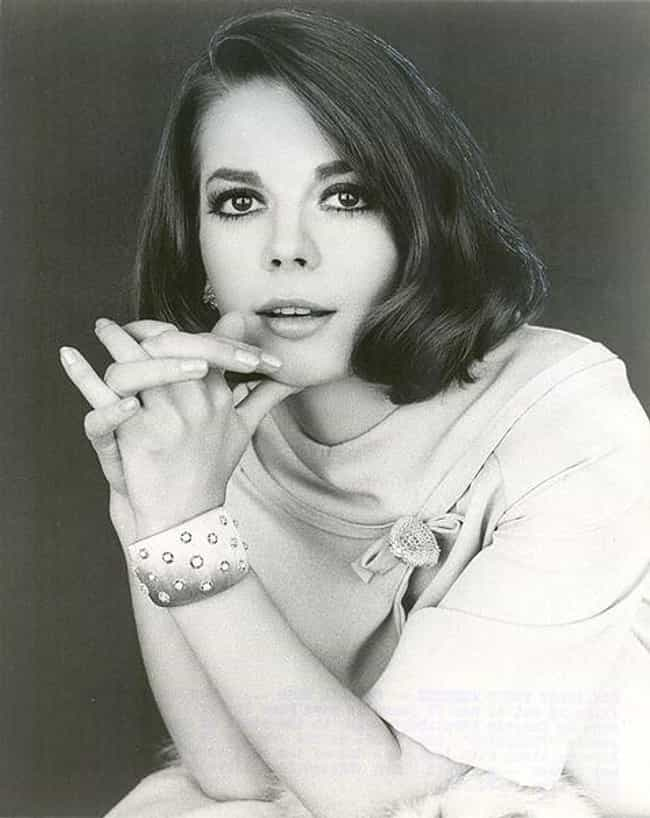 Natalie Wood is listed (or ranked) 2 on the list The Most Beautiful Famous Women of the Last 100 Years