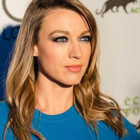 Natalie Zea is listed (or ranked) 14 on the list TV Actors from Texas